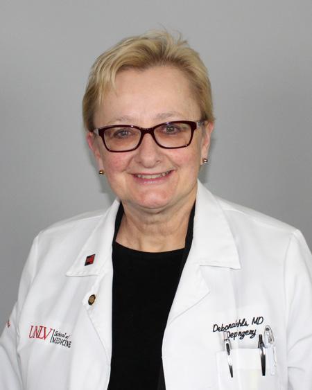 Deborah Kuhls, MD, FACS, FCCM - UNLV Medicine
