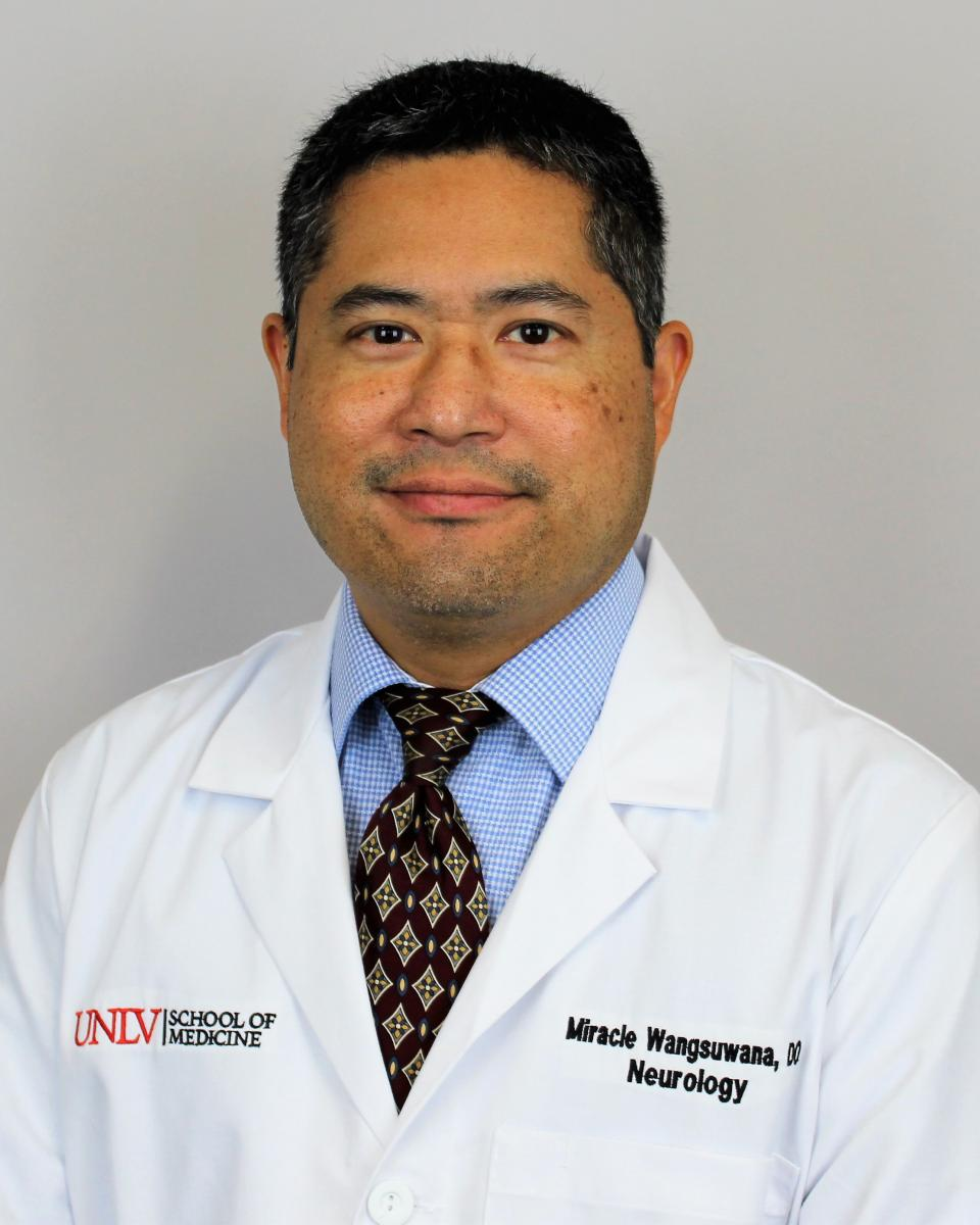 Miracle Wangsuwana, DO, MS - UNLV Medicine