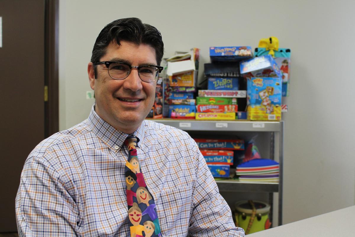 Dr  Mario Gaspar de Alba - UNLV Medicine