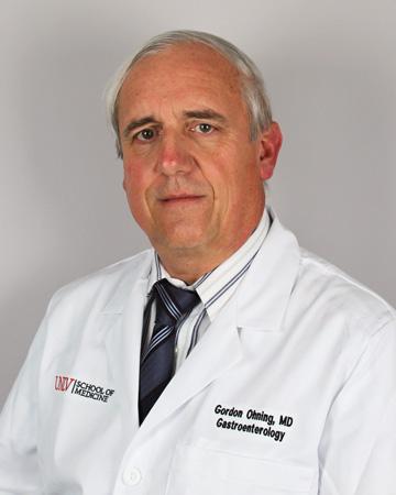 Gordon Ohning, MD - UNLV Medicine