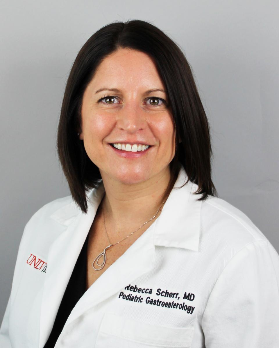Rebecca Scherr, MD, MPH - UNLV Medicine