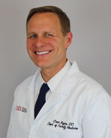 Photo: Dr. Aron Rogers