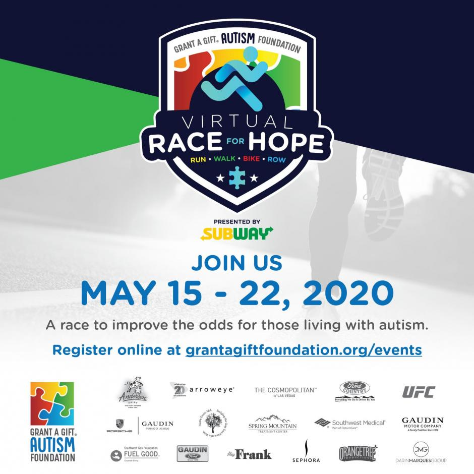 Grant a Gift Race for Hope