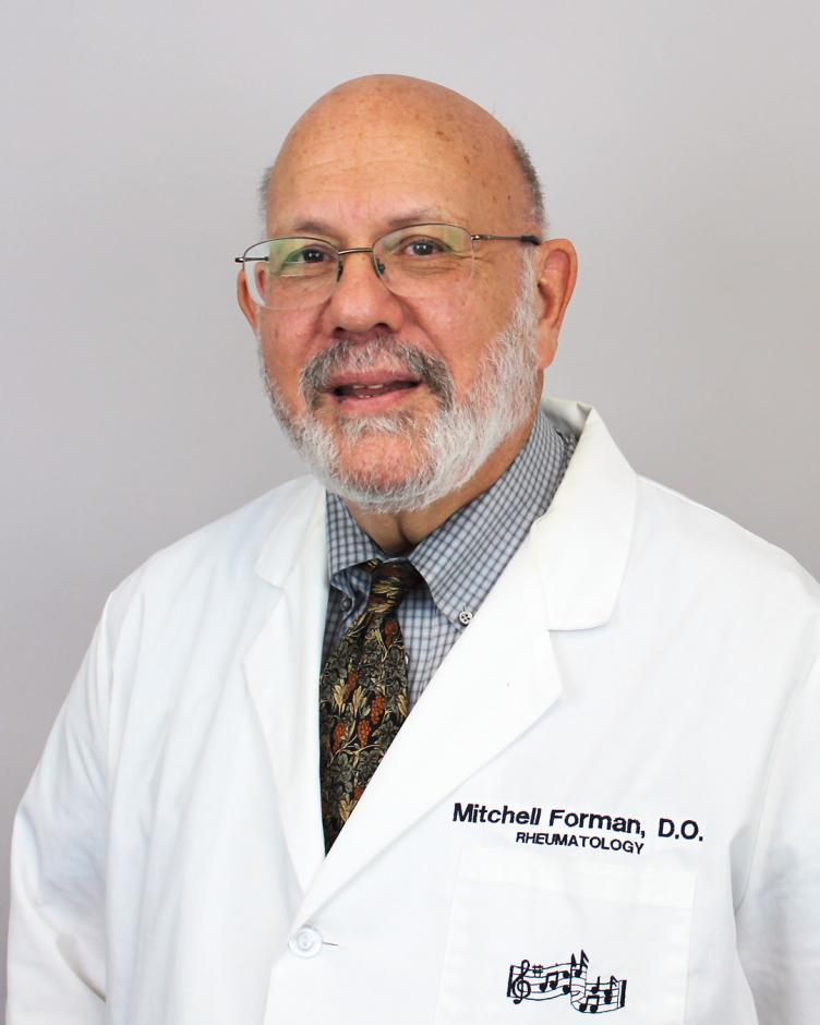Photo: Dr. Forman