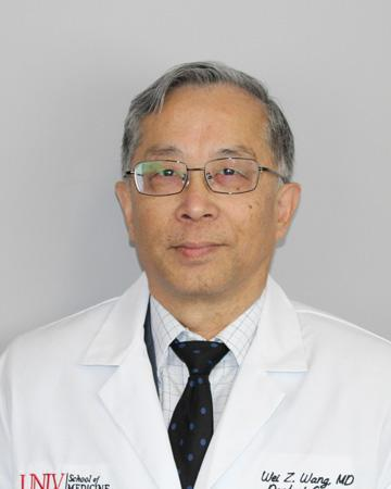 Photo: Wei Zhong Wang, M.D.