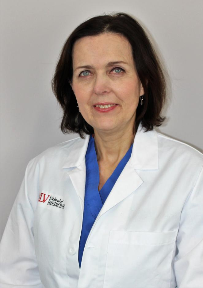 Photo: Elena Zenkin, MD