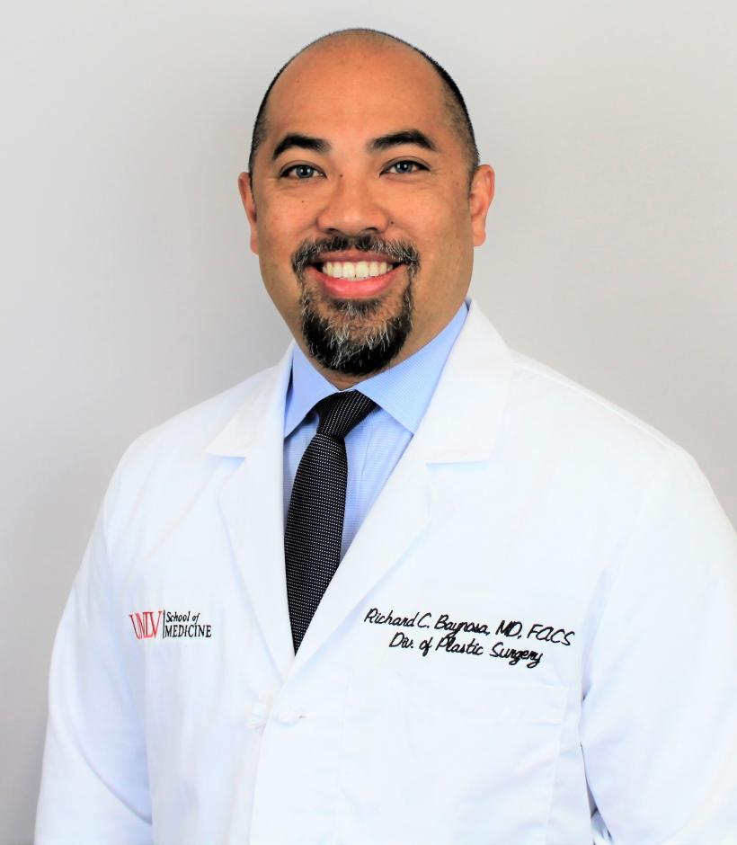 Photo: Richard Baynosa, MD, FACS