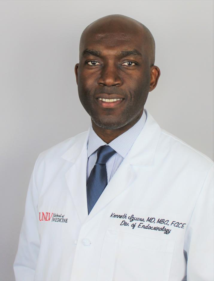 Photo: Kenneth Izuora, MD