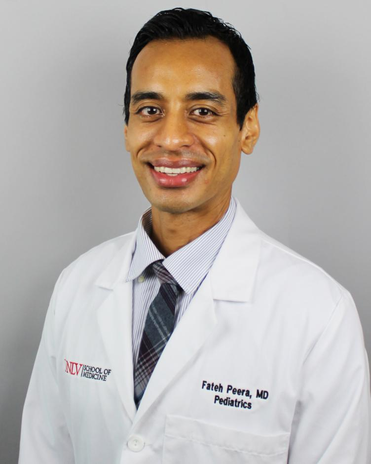 Photo: Fateh Peera, MD