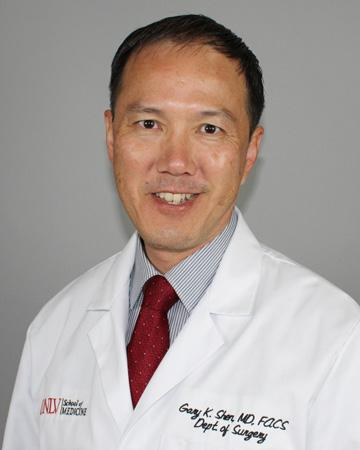 Photo: Gary Shen, M.D., FACS