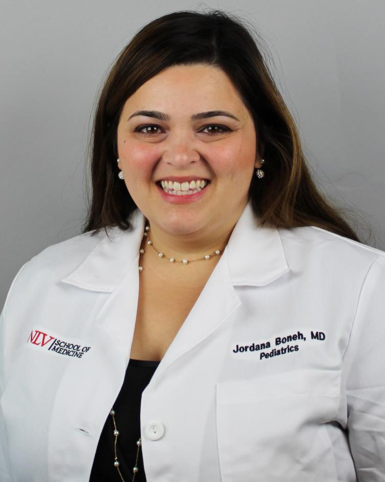 Photo: Jordana Boneh, MD, FAAP