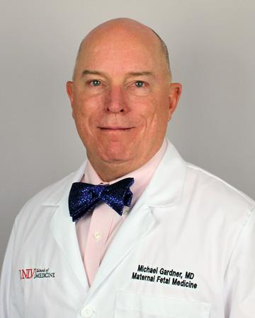 Photo: Dr. Gardner, M.D., M.P.H., M.M.M.