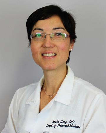 Photo: Dr. Misti Song