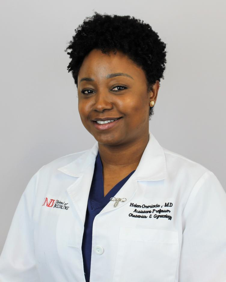 Photo: Helen Onoriode, MD