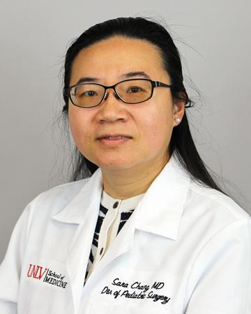Photo: Shirong (Sara) Chang, M.D.