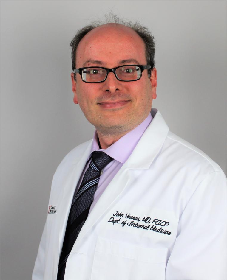 Photo: John Varras, MD
